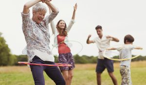 6 Fun Ways to Play With a Hula Hoop