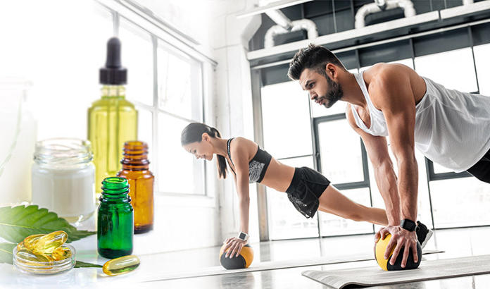 CBD Before and After Your Workout